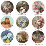 De Olieverfschilderijen van de Bloem van het Beeld van de Kunst van de muur/het Beeld van de Muur voor Woonkamer en Badkamers
