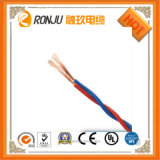 PVC Insulated Twisted Flexible Cable Copper or CCA Core Cables and Wires
