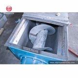 Película agrícola plástica del poste Consumer/LDPE del PE y bolso tejido PP que reciclan la lavadora