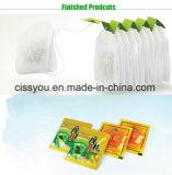 Bolsa de hojas de la bolsita de llenado de empaquetado automático Máquina de embalaje bolsa de té