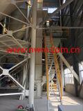 25tph het Groeperen van het Mortier van het Type van ladder Droge Installatie