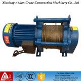 Kcd500-1000kg 220V Wire Rope palan électrique/Wire Rope engin de levage du moteur