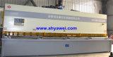 AhywアンホイYaweiイタリアEsa S510 3D CNC Guillotinas Hidraulicas