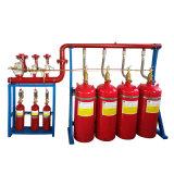 Sistema extinguindo do gás da luta contra o incêndio FM200
