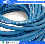 Fornecedor chinês hidráulico de alta pressão de borracha da mangueira 1sn /R1at da indústria melhor