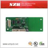 2 capas de 1,6 mm de Smart bidé PCBA