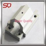 CNC personalizzato che lavora, parti, parti di alluminio di macinazione dell'alluminio di CNC