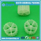 Corpi filtranti di Kaldnes Biocell dell'elemento portante di Mbbr Biofilm bio-