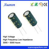 De nieuwe Elektrolytische Condensator van de Hoge Frequentie van de Aankomst 10UF 160V