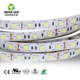 熱い販売の高品質在庫の60/120のLEDs/M SMD 5050 RGB LEDのストリップ