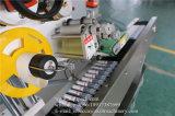 De zelfklevende KegelMachine van de Etikettering van de Fles met de Printer van de Code