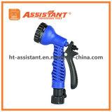 Boyau extensible flexible de l'eau de jardin avec le bec de pulvérisation de 7 fonctions