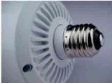 180 grados de ETL 50W giratorio de la base de sustituir las lámparas CFL el aparejo de actualización de la luz de maíz