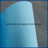 2018 Hete Afgedrukt Digitaal van de Steen van het Canvas van de Polyester van de Basis van het Water van de Verkoop Waterdichte Blauwe Achter