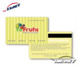 Aprovisionamento de fábrica de Shenzhen Hico plástico cartão de banda magnética de codificação para os