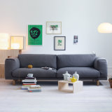 2017 Новый элегантный дизайн и современные ткани диван (HC119)