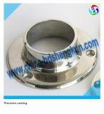 Moulage de clapet de précision personnalisé de pièces en acier d'usinage CNC Moulage au sable