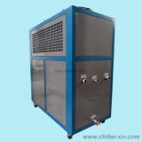 Effciency alta enfriadora de agua refrigerada por aire Industrial 8.39KW de capacidad de refrigeración