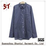 Рубашки пола изготовленный на заказ повелительниц одежды способа Striped