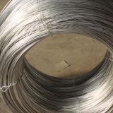 Di acciaio a basso tenore di carbonio del filo collegare temprato il nero delicatamente