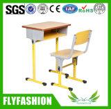 Escritorio y silla baratos (SF-33S) de la escuela de los muebles de escuela
