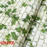 Tissu de mur, papier de mur, papier peint de PVC, Wallcovering, tissu de mur, parquetant la feuille, parquetant le roulis, papier peint