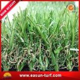 Erba artificiale del tappeto erboso per il giardino della decorazione