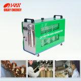 Appareillage en laiton de soudure de Hho d'appareil à souder de gaz oxyhydrique portatif