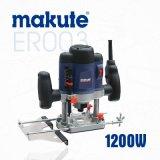 Маршрутизатор машинного оборудования Woodworking Makute электрический гравировального станка CNC