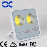 Comercio al por mayor nueva IP65 Resistente al agua 200W 250W 300W 400W 450W COB proyector LED para uso exterior