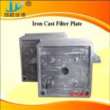 Piatto materiale d'acciaio della filtropressa di disegno nuovo di successo