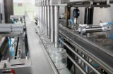 Machine de remplissage liquide d'huile de table de bouteille d'animal familier de 12 gicleurs