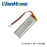 102460pl 1650mAh Li-Polymer Battery for GPS