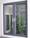رخيصة سعر ضعف زجاجيّة [ألومينون] نافذة لأنّ مشروع ([يس-50])