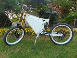 流行のアルミ合金フレームの1000W山の電気バイク