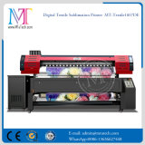 Epson Dx7 기계를 인쇄하는 두 배 Printheads 1.8m 1440dpi*1440dpi 도형기 승화 디지털을%s 가진 고품질 디지털 벨트 직물 인쇄 기계