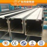 De MiddenVerticale raamstijl van het Profiel van het Aluminium van de Fabriek van Dali voor Gordijngevels