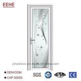 Badezimmer-Glasstandardgrößen-Aluminiumtür und Windows