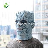 Truque de Pirce da fábrica ou jogo do deleite da máscara principal de Cheio das Trono-Noites do rei Branco Caminhante Homem