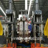 Machine en plastique automatique de soufflage de corps creux de bouteille de HDPE d'huile de lubrification