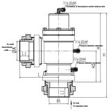 Konstantes Multifunktionsdruckventil