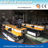Production ondulée à mur unique de pipe de PE de Jiangsu Kwell/machine/ligne/matériel d'extrusion