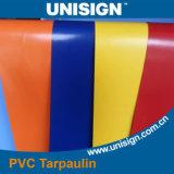 Super suave encerado laminado de PVC para a tampa da máquina