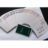 O partido plástico de papel projeta o póquer do cartão da alta qualidade