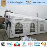 10X10m preiswerter Privatleben-Lebesmittelanschaffung-Hochzeits-Zelt-Hersteller in China
