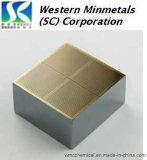 Tellurure de zinc de cadmium (CdZnTe, CZT) à la société occidentale de MINMETALS (Sc)