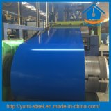 Bobinas Prepainted aço da cor PPGI/PPGL no azul