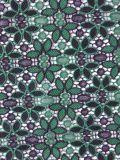 新しいデザイン女性の衣服のための多彩なポリエステル刺繍のレースファブリック
