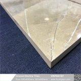 Серый цвет с остеклением мраморный полированный пол из фарфора плиткой (VRP6H187, 600X600мм)