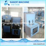 Machine de soufflement de bouteille semi automatique d'animal familier